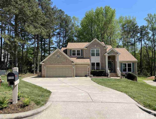 8500 Averell Court, Raleigh, NC 27615 (#2377942) :: Southern Realty Group