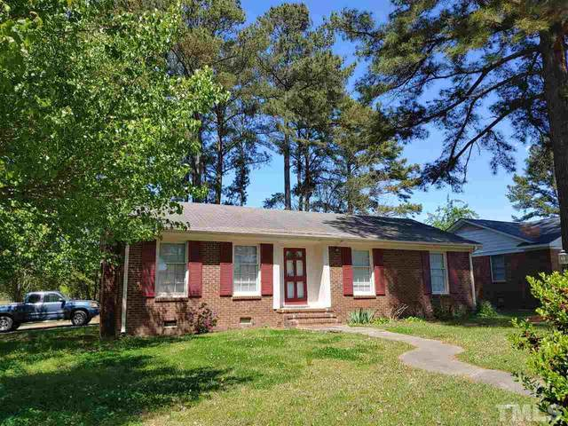 2522 SW Trull Street, Wilson, NC 27893 (#2377966) :: Southern Realty Group