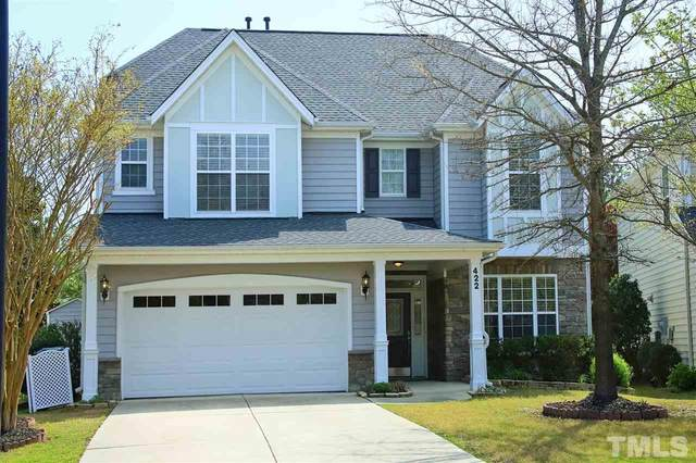 422 Golden Harvest Loop, Cary, NC 27519 (#2377980) :: Triangle Top Choice Realty, LLC