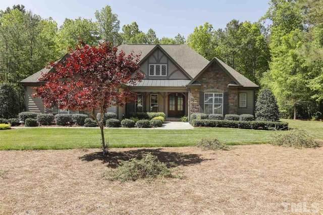 653 Willard Drive, Creedmoor, NC 27522 (#2377983) :: M&J Realty Group