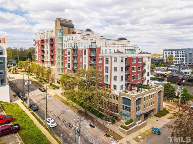 618 N Boylan Avenue #400, Raleigh, NC 27603 (#2377991) :: Triangle Just Listed
