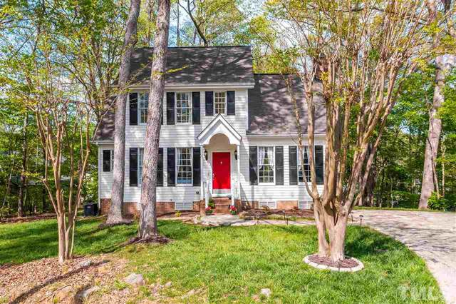 6 Glossy Leaf Place, Durham, NC 27712 (#2378004) :: Masha Halpern Boutique Real Estate Group