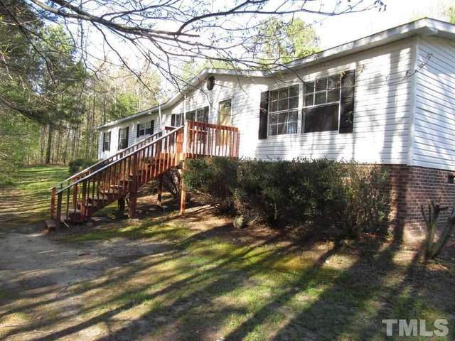 1406 Sims Bridge Road, Kittrell, NC 27544 (#2378005) :: The Beth Hines Team