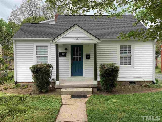 118 S Graham, Chapel Hill, NC 27516 (#2378032) :: The Beth Hines Team