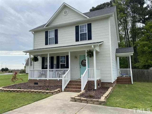 1211 Dixie Drive, Selma, NC 27576 (#2378051) :: Triangle Top Choice Realty, LLC