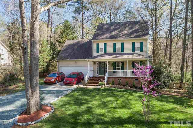 1166 Nc 87 Highway, Pittsboro, NC 27312 (#2378061) :: The Jim Allen Group