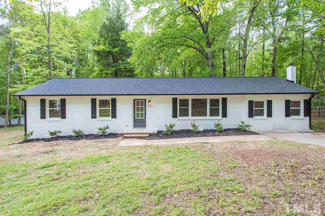 110 Marcus Road, Chapel Hill, NC 27514 (#2378063) :: Dogwood Properties