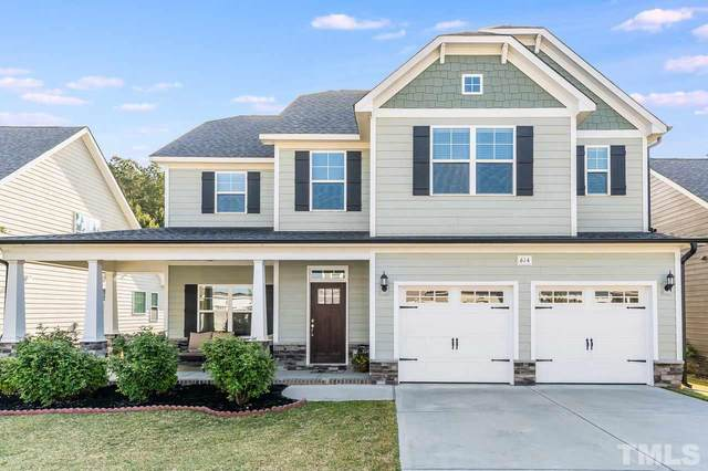 614 Heartland Flyer Drive, Knightdale, NC 27545 (#2378066) :: M&J Realty Group