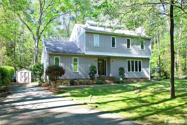 111 Roundtree Road, Chapel Hill, NC 27514 (#2378083) :: Dogwood Properties
