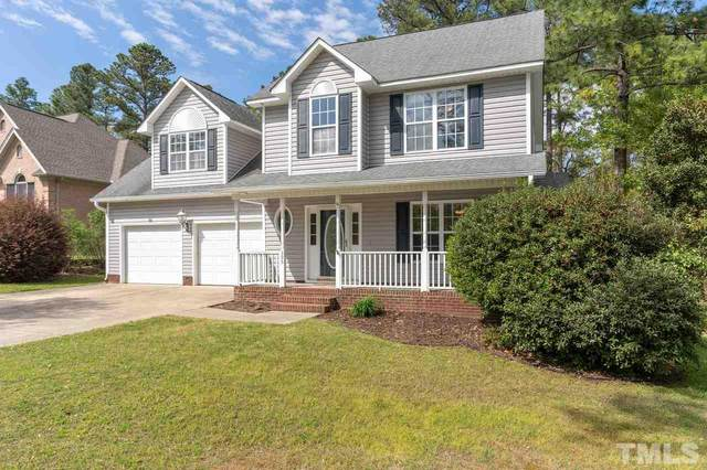 395 Captain Harbour, Sanford, NC 27332 (#2378084) :: Choice Residential Real Estate