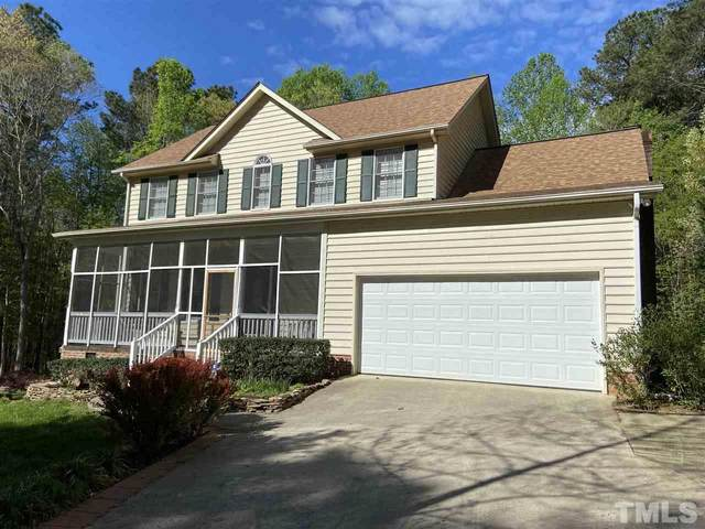 6209 Bayview Drive, Wake Forest, NC 27587 (#2378094) :: Triangle Just Listed