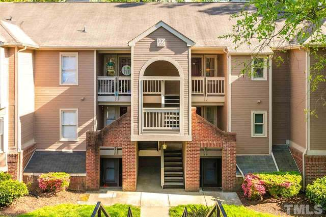 109 Killam Court 2D, Cary, NC 27513 (#2378099) :: Kim Mann Team