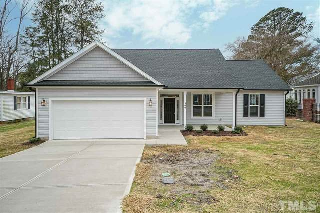 410 E Green, Franklinton, NC 27525 (#2378106) :: The Beth Hines Team