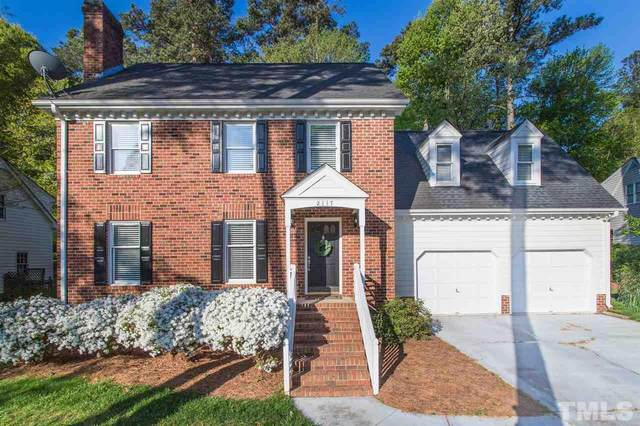 2117 Hamrick Drive, Raleigh, NC 27615 (#2378135) :: Triangle Top Choice Realty, LLC