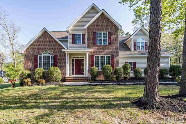 116 Copper Ridge Drive, Sanford, NC 27330 (MLS #2378137) :: On Point Realty