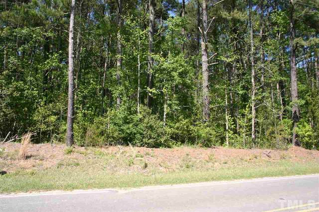 0 Knightdale Eagle Rock Road, Knightdale, NC 27545 (MLS #2378161) :: The Oceanaire Realty