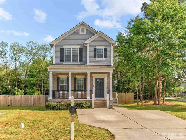 537 Lee Street, Holly Springs, NC 27540 (#2378173) :: Triangle Just Listed