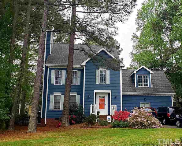 604 St Vincent Drive, Holly Springs, NC 27540 (#2378189) :: Triangle Just Listed