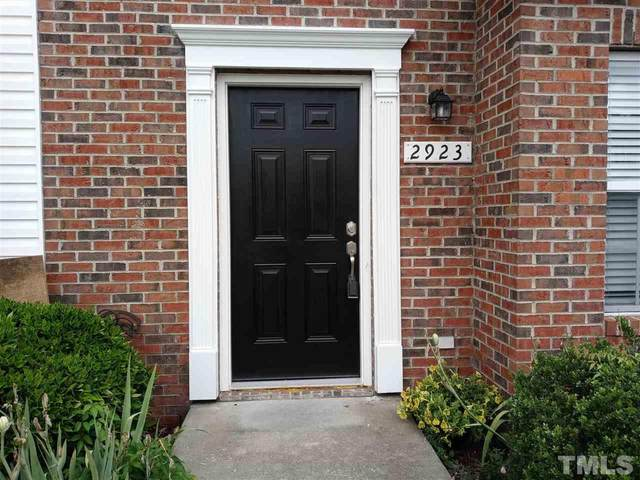 2923 Gross Avenue, Wake Forest, NC 27587 (#2378194) :: Southern Realty Group