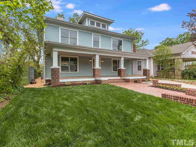 827 Wilkerson Avenue, Durham, NC 27701 (#2378205) :: Triangle Top Choice Realty, LLC