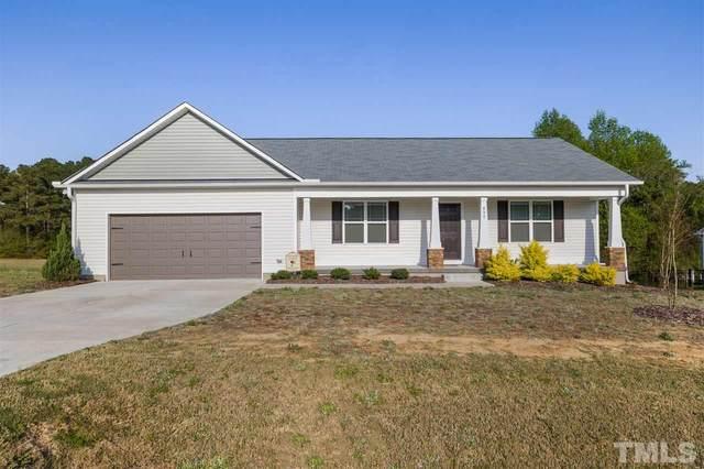 457 Sherrill Farm Drive, Benson, NC 27504 (#2378253) :: Rachel Kendall Team