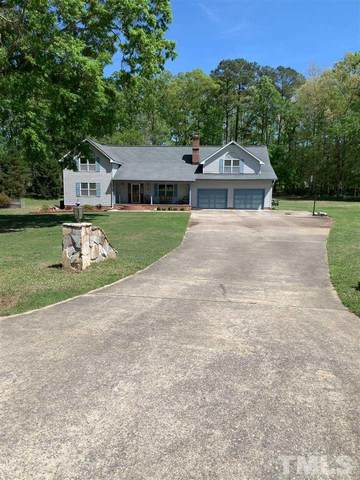104 Dogwood Drive, Kenly, NC 27542 (MLS #2378254) :: The Oceanaire Realty