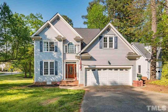 101 Park Valley Lane, Cary, NC 27519 (#2378271) :: Southern Realty Group