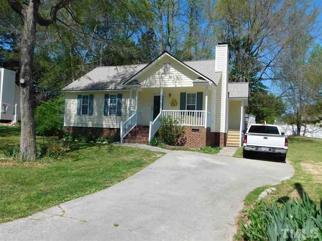 1322 Sasswood Lane, Zebulon, NC 27597 (#2378272) :: Southern Realty Group