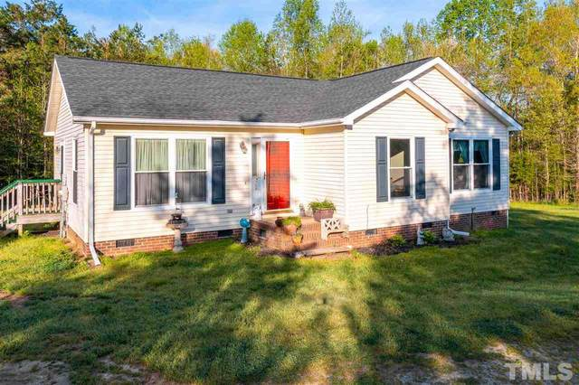 1032 Royster Clay Road, Roxboro, NC 27574 (MLS #2378278) :: The Oceanaire Realty