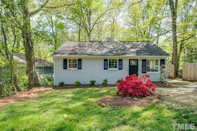 2505 Vineyard Street, Durham, NC 27707 (#2378288) :: Dogwood Properties