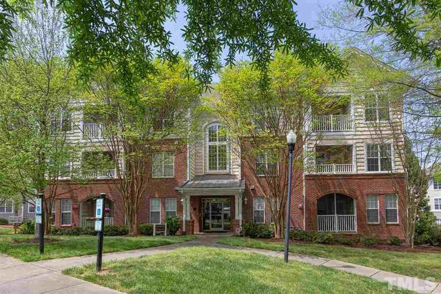 323 Providence Glen #323, Chapel Hill, NC 27514 (#2378307) :: Raleigh Cary Realty