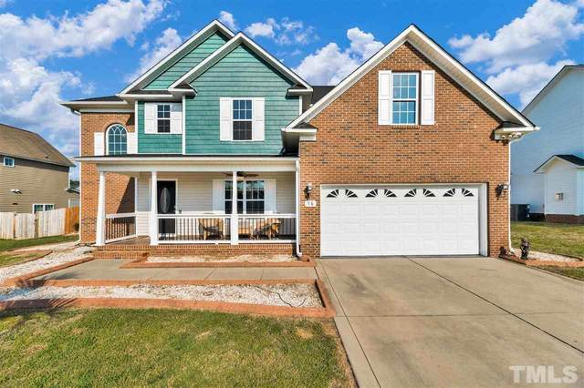 58 Battery Way, Bunnlevel, NC 28326 (#2378324) :: Choice Residential Real Estate