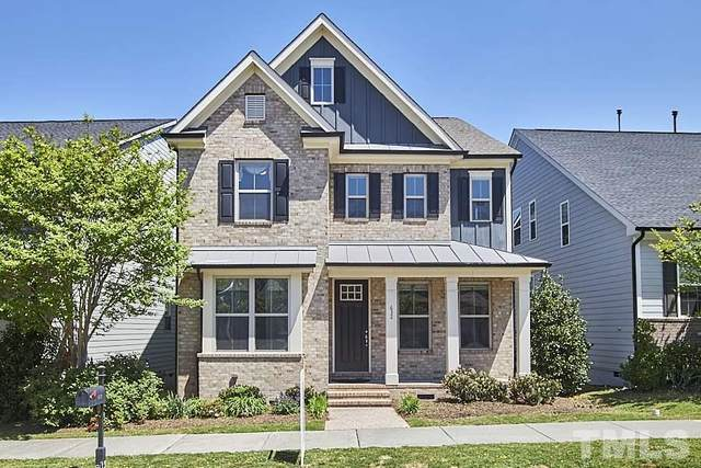 632 Mountain Pine Drive, Cary, NC 27519 (#2378325) :: Southern Realty Group