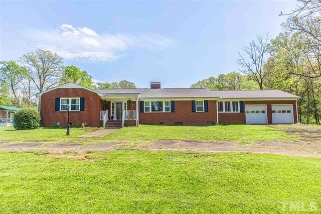 2727 N Moore Road, Robbins, NC 27325 (#2378347) :: Dogwood Properties