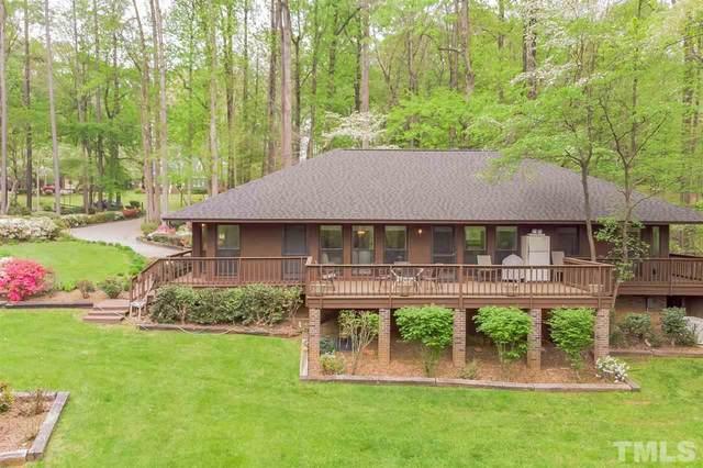 2335 Creekridge Drive, Rocky Mount, NC 27804 (#2378362) :: RE/MAX Real Estate Service