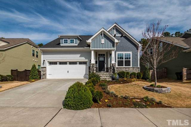 220 Kinney Glenn Court, Durham, NC 27713 (#2378365) :: Triangle Just Listed