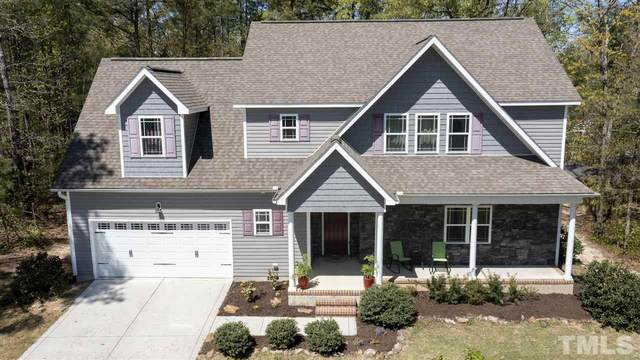 3 N Allyson Place, Vass, NC 28394 (#2378366) :: The Perry Group