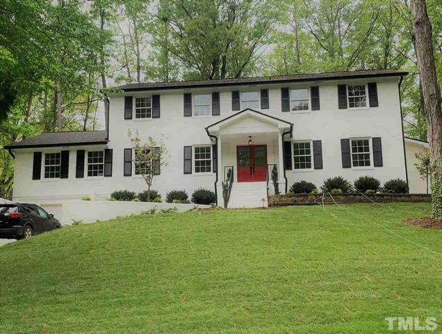 1107 Daleland Drive, Raleigh, NC 27612 (#2378404) :: The Rodney Carroll Team with Hometowne Realty