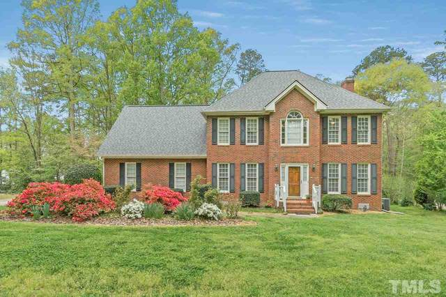 5317 Night Heron Drive, Wake Forest, NC 27587 (#2378419) :: Southern Realty Group