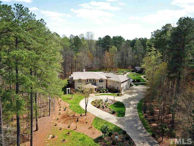 801 Oxbow Crossing Road, Chapel Hill, NC 27516 (MLS #2378441) :: The Oceanaire Realty