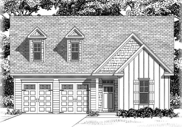 62 Camille Brooks Drive #65, Angier, NC 27501 (#2378443) :: Southern Realty Group