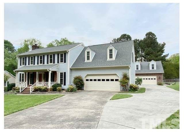 4018 Berini Drive, Durham, NC 27705 (#2378456) :: Triangle Just Listed