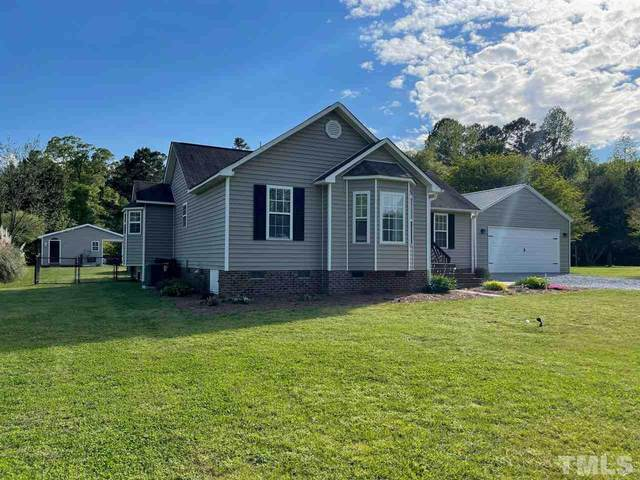 1333 Honeycutt Road, Willow Spring(s), NC 27592 (#2378457) :: Triangle Just Listed