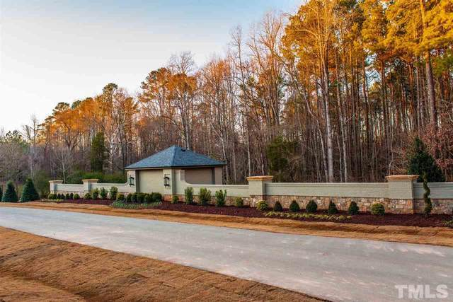 473 Westhampton Drive, Pittsboro, NC 27312 (MLS #2378474) :: The Oceanaire Realty