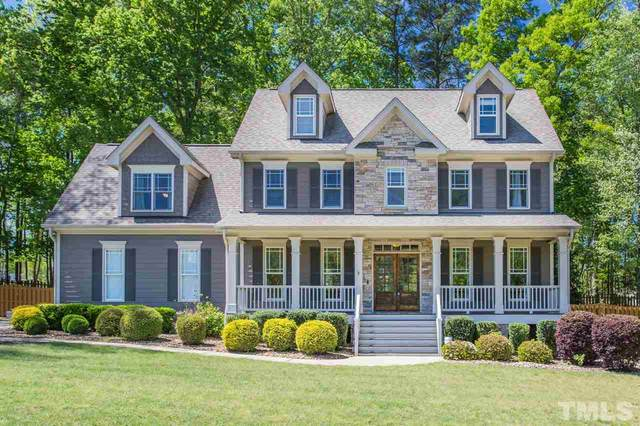 6737 Stepherly Way, Holly Springs, NC 27540 (#2378483) :: Triangle Just Listed