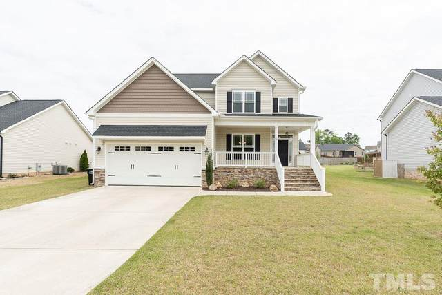 70 Summit Overlook Drive, Clayton, NC 27527 (#2378489) :: Triangle Just Listed