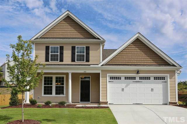 707 Cupota Drive #73, Clayton, NC 27520 (#2378497) :: Triangle Just Listed