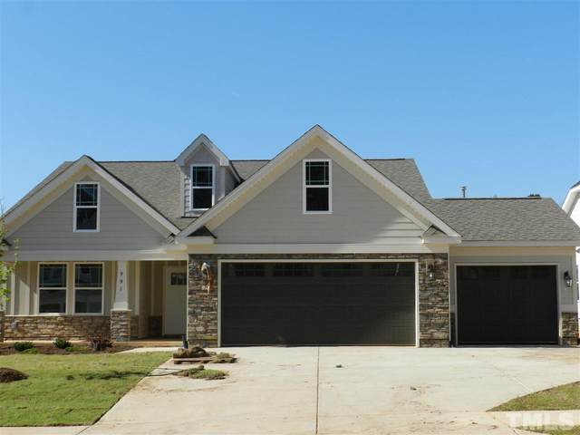 991 Airedale Trail, Garner, NC 27529 (#2378520) :: Triangle Just Listed