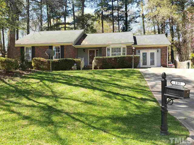 105 Amberhill Court, Garner, NC 27529 (#2378522) :: Triangle Just Listed