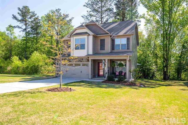 5549 Satinwood Drive, Clayton, NC 27520 (#2378531) :: Triangle Just Listed